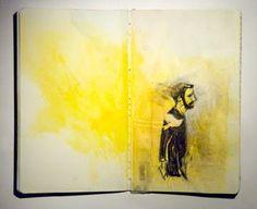 Genesis+Art: Sketchbook Project: The Things That Change Things Sketchbook Project, Artist Sketchbook, Robert Henri, Blog Sites, 2d Art, Journal Pages, Journal Inspiration, Figurative Art, Illustration Art