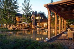 Woody Creek, Colorado, 250 Running Mare Road, Woody Creek, Colorado, 81656 - page: 1 #mansion #dreamhome #dream #luxury http://mansionhomes.co/dream/woody-creek-colorado/