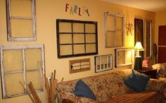 How do you use old windows???