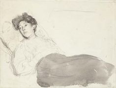 View Portait of a lady reclining by Gwen John on artnet. Browse upcoming and past auction lots by Gwen John. Woman Painting, Figure Painting, Painting & Drawing, Gwen John, Drawing Sketches, Drawings, Impressionist Paintings, Woman Drawing, Western Art