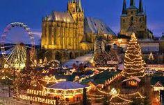 mercadillos navideños en europa -