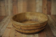 Round farmhouse bowl- nb, sitter, twins prop