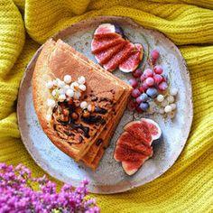 Gofry bezglutenowe wytrawne Waffles, Breakfast, Food, Breakfast Cafe, Meal, Hoods, Waffle, Morning Breakfast, Eten