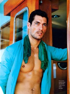 Vogue Hommes International - Pacific Skipper