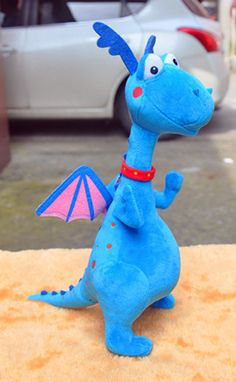 Doc Mcstuffins Clinic Plush Toys Blue Dragon Soft Stuffed Animal Dolls Baby Toys Gifts for Children 39CM  on Aliexpress.com | Alibaba Group