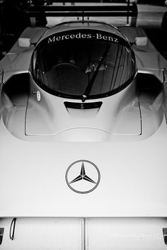 Sauber Mercedes by Stefan Marjoram, via Flickr