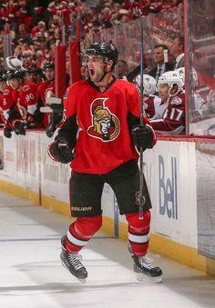 Clarke MacArthur, Ottawa Senators Nhl Hockey Teams, Hockey Goal, Hockey Logos, Senators Ottawa, National Hockey League, Espn, Scores, Victorious, Ice Hockey