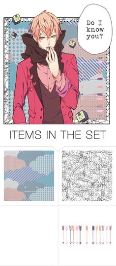 """Nice to Meet You"" by smileygenius ❤ liked on Polyvore featuring art"