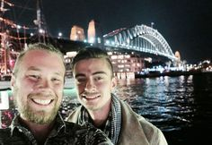 #tbt to my last night in Australia. Met up with this guy and had a blast! I need to plan another trip.... Maybe next year? #australia #oz #sydney #sydneyharbourbridge #travel #adventure #wanderlust #tbntinoz #tbntdownunder #tbntgodownunder #tbntovertherainbow #tbnt #sharknado #gay #instagay #metoninstagram #instabuddies by kodyaustin http://ift.tt/1NRMbNv