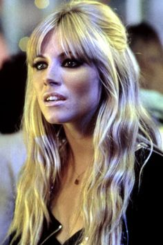 obsessed with the brigitte bardot bang right now.  Sienna Miller kills it.