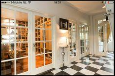 Inhouse Wine room
