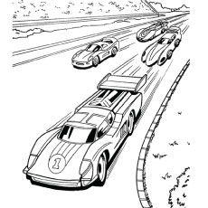 Ausmalbilder Hot Wheels 02 | Malvorlagen, Ausmalbilder ...