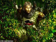 Ser Bryndon Tully, the BlackFish, House Tully