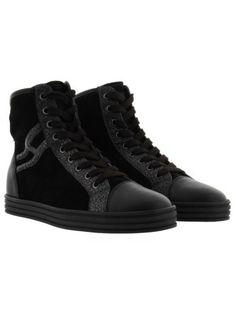 HOGAN REBEL Hogan Rebel Sneakers Donna R182. #hoganrebel #shoes #hogan-rebel-sneakers-donna-r182