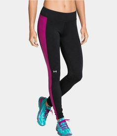 Women's ColdGear® Cozy Legging | Under Armour US
