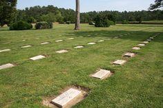 Yorktown National Cemetery - Yorktown, Virginia