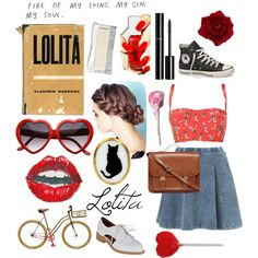 """Lolita"" by andreaasmunds on Polyvore"