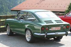 Fiat Spider.