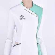 Spa Uniform, Scrubs Uniform, Scrubs Pattern, Stylish Scrubs, Cute Scrubs, Scrubs Outfit, Healthy Style, Medical Uniforms, Medical Scrubs