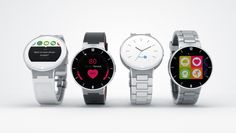 If you've been thinking about buying a smartwatch ... well, another one has now been added to the mix. Announced at CES 2015, Alcatel Onetouch's imaginatively-named Watch wirelessly links users to the functions of their Android or iOS smartphone, plus it lets them monitor their daily activity.