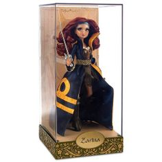 pirate fairy + doll | Limited Edition Zarina The Pirate Fairy Doll Display by ...