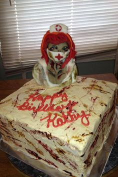 Now that's my kinda cake!!! LoL