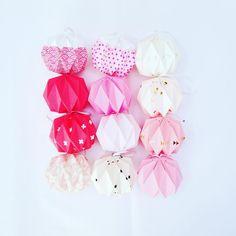 #origami #papier #paper #diy #ccfaitdessiennes #color #couleurs #rose #papercraft #decoration #handmade #faitmain #madeinfrance #marseille #craft #pink