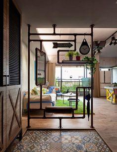 Virlova Interiorismo: [Home] Ecléctico y cómodo interior para una familia joven