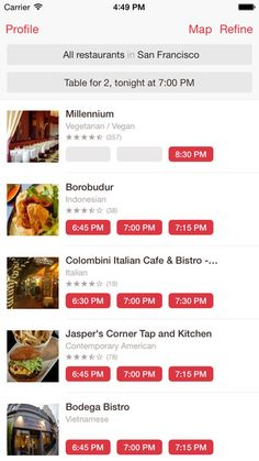 Chope Restaurant Reservations Singapore Food Pinterest - Open table reservation system