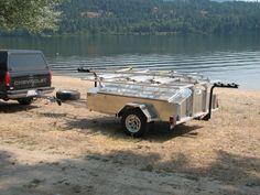 Tarp covering utility trailer Homestead Pinterest