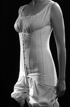 """Edith"" 1912 underbust made by Period Corsets®. 