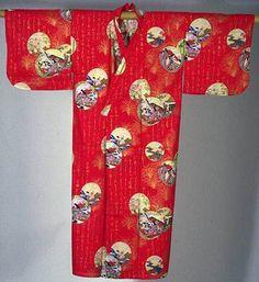 Kimono Princess rot