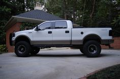2006 ford f-150 lifted - Google Search