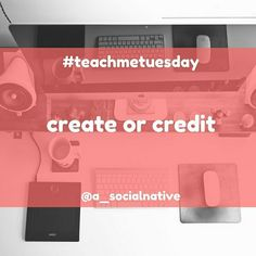 #teachmetuesday - Create or credit  - This is one Ive spoken about many times before but after seeing a letterer I truly admire feel the burn of a big brand using their content without proper crediting I had to bring it up again! As youll know I share a lot of content from other people which is okay because I ALWAYS make sure to credit that person in my copy. I never want to take credit for someone elses hard work! But rather I want to share the love and share their work with my followers…
