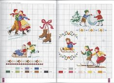 Christmas Card Crafts, Christmas Cross, Cross Stitch Cards, Cross Stitching, Theme Noel, Beatrix Potter, Xmas Decorations, Hand Embroidery, Cross Stitch Patterns
