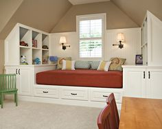 Great use of attic/bonus space