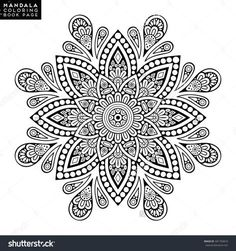 Find Flower Mandala Vintage Decorative Elements Oriental stock images in HD and millions of other royalty-free stock photos, illustrations and vectors in the Shutterstock collection. Thousands of new, high-quality pictures added every day.