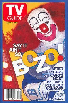 The Bozo the Clown Bucket Game : nostalgia   Bozo The Clown Show Game