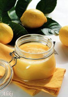 Μυρωδιές και νοστιμιές: Lemon curd