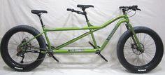 Ventana El Gran Jefe Fat Bike Tandem – Value Build   MTB Tandems