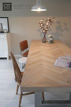 kitchen ideas – New Ideas Dinning Room Tables, Dining Table In Kitchen, Kitchen Decor, Diy Furniture Couch, Furniture Design, Diy Esstisch, Diner Table, Nordic Interior Design, Dinner Room