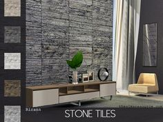 Sims 4 CC's - The Best: Wallpapers & Floors by Rirann
