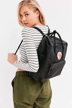 Slide View  1  Fjallraven Kanken Backpack Backpack Outfit 795fc21960e