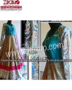 Simply Look at New Lehengas. http://ift.tt/1tfo312 - http://ift.tt/1HQJd81
