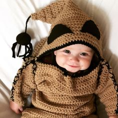 PATTERN ONLY, Oogie Boogie Monster Costume Pattern, Infant Halloween Costume Pattern, Crochet Pattern by GirlCanHook on Etsy https://www.etsy.com/listing/551150681/pattern-only-oogie-boogie-monster