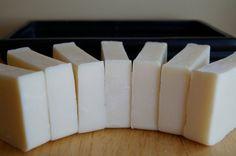 Linen Fresh  80 Olive Oil Soap by EmmetStreetCreations on Etsy, $5.00