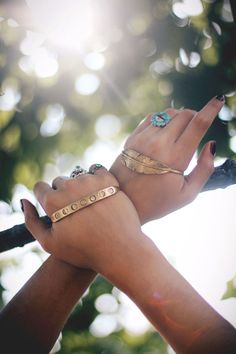 Fall Jewelry Trends | Free People Blog #freepeople
