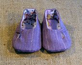 this whole etsy site has adorable shoes!! Wish I could sew these or get a few pair! :)