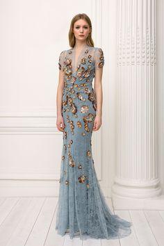 7c0de9b68ba Jenny Packham Pre-Fall 2018 Collection - Vogue Costurar Roupa