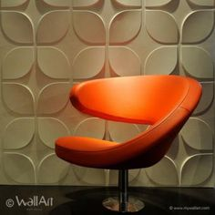 3D wall panels by MyWallArt eco-friendly